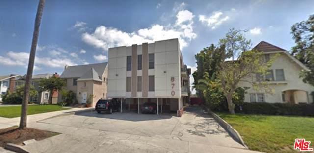 870 S Norton Avenue #9, Los Angeles (City), CA 90005 (#19535228) :: The Agency