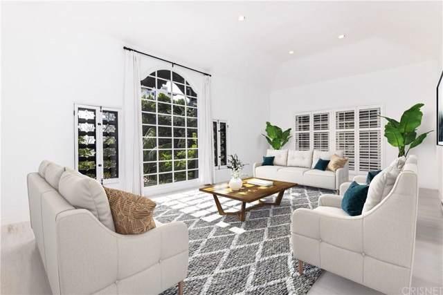 1216 N La Cienega Boulevard, West Hollywood, CA 90069 (#SR19277084) :: Golden Palm Properties