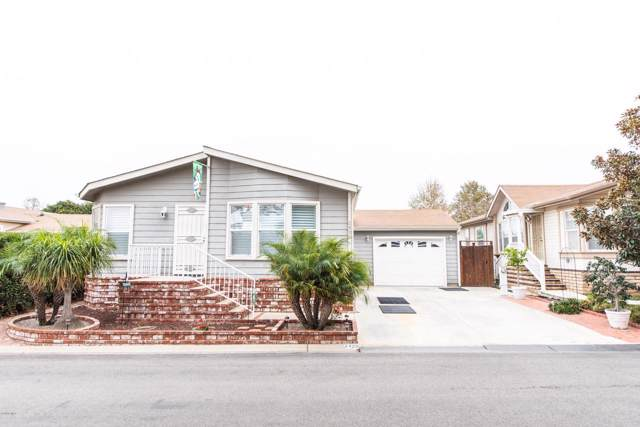 2420 Cranberry Drive #15, Oxnard, CA 93036 (#219014374) :: TruLine Realty