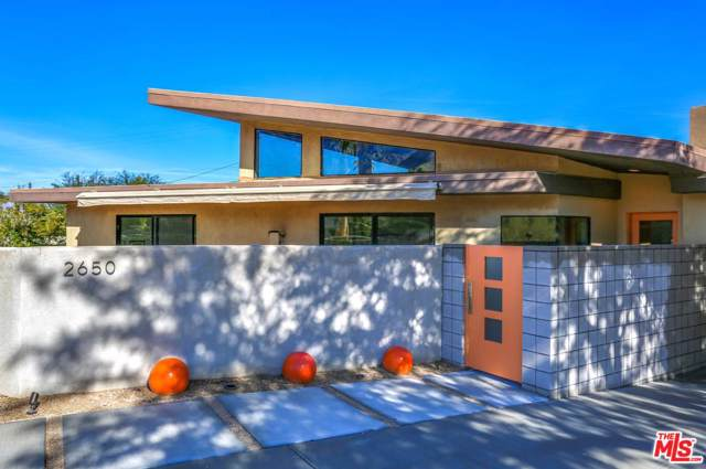 2650 N Junipero Avenue, Palm Springs, CA 92262 (MLS #19535170) :: Deirdre Coit and Associates