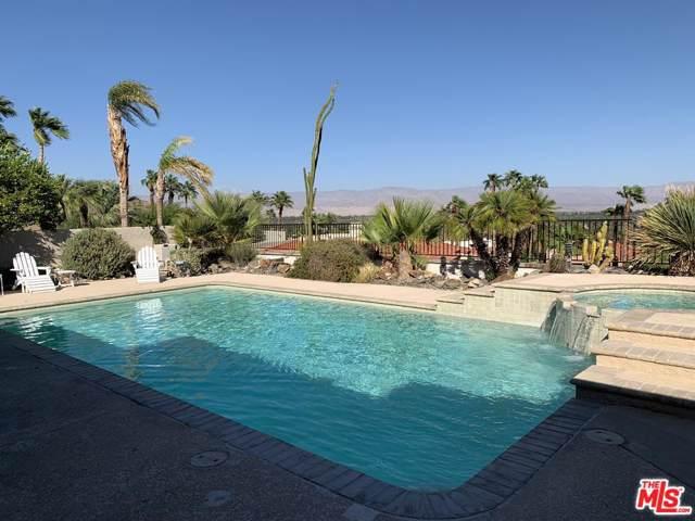 37 Mirage Cove Drive, Rancho Mirage, CA 92270 (MLS #19533804) :: Hacienda Agency Inc