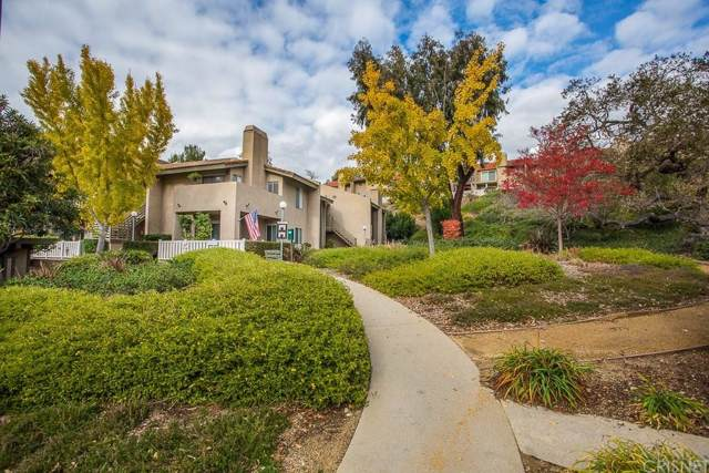 248 Oakleaf Drive #207, Thousand Oaks, CA 91360 (#SR19275465) :: Golden Palm Properties