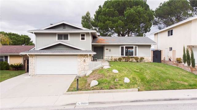 19653 Crystal Springs Court, Newhall, CA 91321 (#SR19276998) :: The Fineman Suarez Team