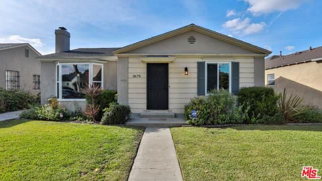 3675 Grayburn Avenue, Los Angeles (City), CA 90018 (#19534196) :: TruLine Realty
