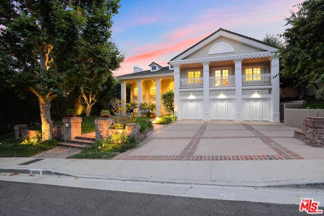 9828 Gloucester Drive, Beverly Hills, CA 90210 (#19535202) :: Golden Palm Properties