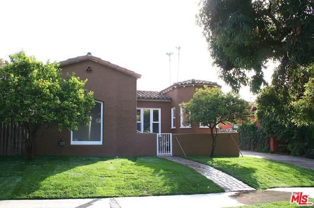 744 N Alta Vista, Los Angeles (City), CA 90046 (#19535346) :: The Agency