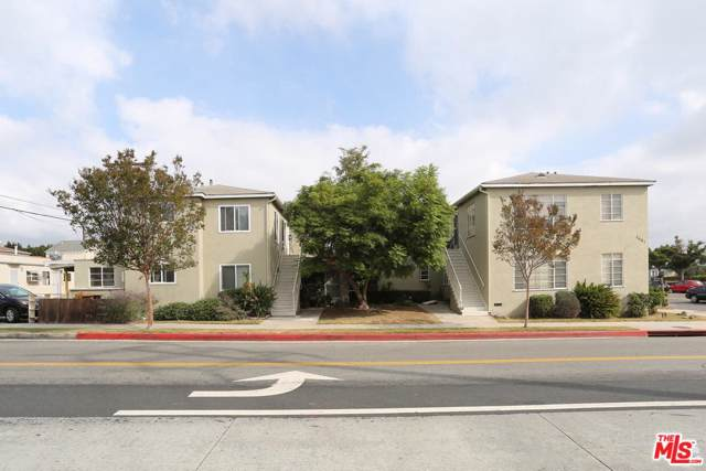 2601 20TH Street, Santa Monica, CA 90405 (MLS #19535376) :: Hacienda Agency Inc