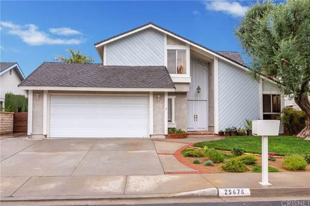25676 Whispering Trees Way, Valencia, CA 91355 (#SR19277546) :: Randy Plaice and Associates
