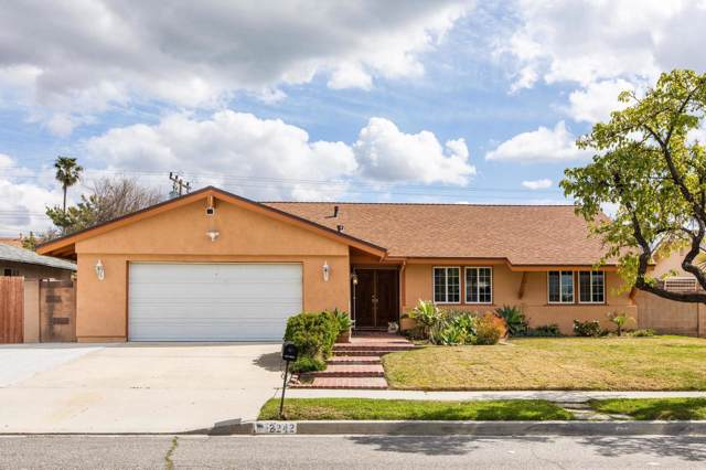 2242 Waldo Street, Simi Valley, CA 93065 (#219014401) :: Golden Palm Properties