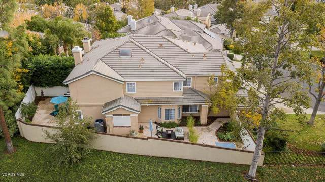 984 Cedarcliff Court, Westlake Village, CA 91362 (#219014394) :: Golden Palm Properties