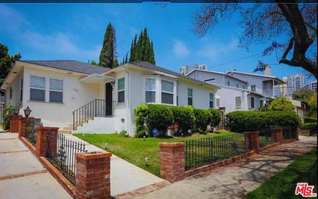 1425 Selby Avenue, Los Angeles (City), CA 90024 (MLS #19535478) :: Bennion Deville Homes