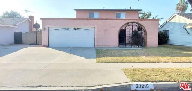 20215 Tajauta Avenue, Carson, CA 90746 (MLS #19535426) :: The John Jay Group - Bennion Deville Homes