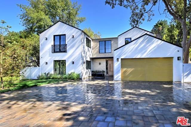 5266 Vanalden Avenue, Tarzana, CA 91356 (MLS #19535666) :: The Jelmberg Team