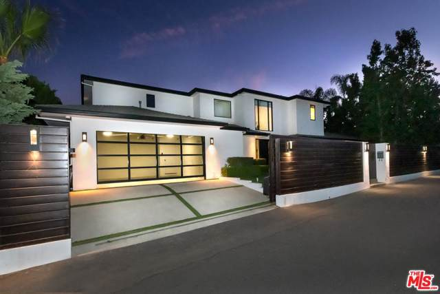2187 Summitridge Drive, Beverly Hills, CA 90210 (#19535078) :: The Agency