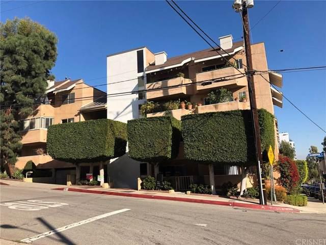 1010 Hammond Street #303, West Hollywood, CA 90069 (#SR19278473) :: Golden Palm Properties