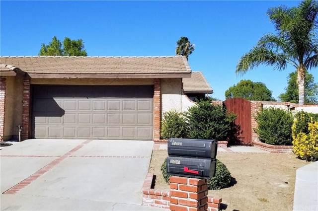 23205 Faisan Court, Valencia, CA 91355 (#SR19277700) :: Randy Plaice and Associates