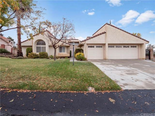 41165 Ridgegate Lane, Palmdale, CA 93551 (#SR19277966) :: The Parsons Team