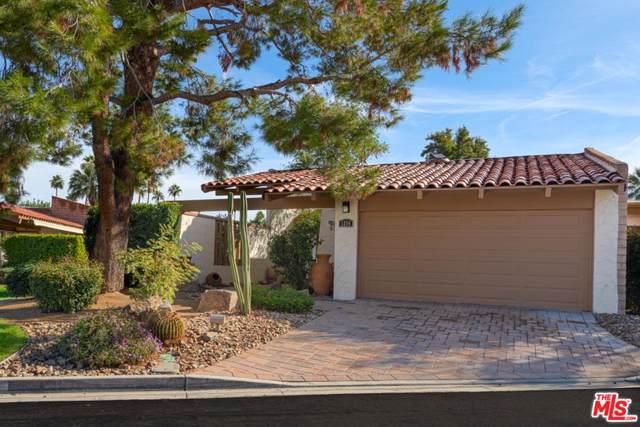 1256 Primavera Drive, Palm Springs, CA 92264 (MLS #19533532) :: The John Jay Group - Bennion Deville Homes