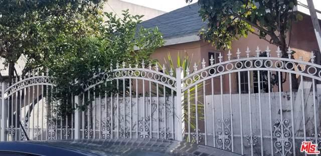 1554 E 24TH Street, Los Angeles (City), CA 90011 (MLS #19535968) :: Hacienda Agency Inc