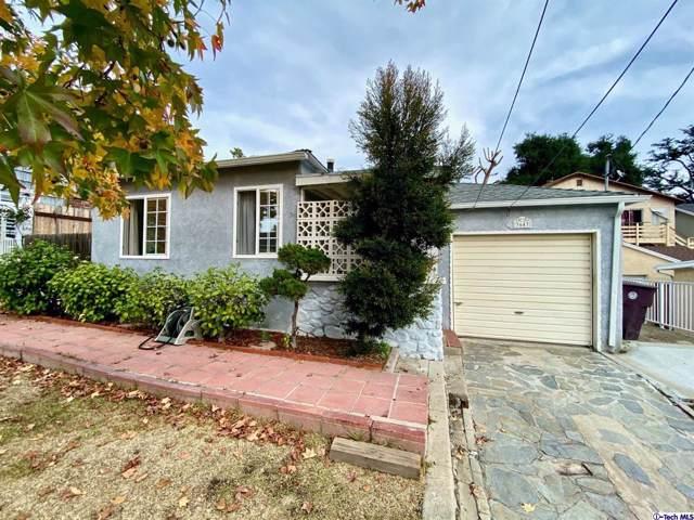 3643 3RD Avenue, Glendale, CA 91214 (#319004873) :: Randy Plaice and Associates