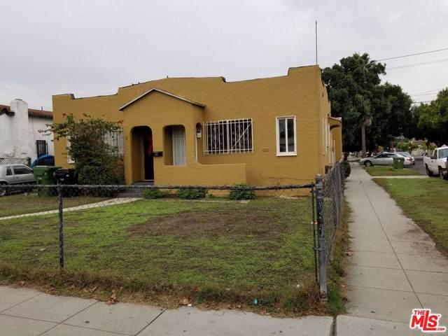 5965 Raymond Avenue, Los Angeles (City), CA 90044 (MLS #19536154) :: Hacienda Agency Inc