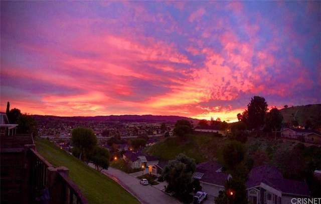 27907 Vista View Drive, Canyon Country, CA 91351 (#SR19279207) :: Randy Plaice and Associates