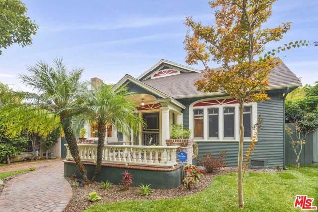 1315 N Genesee Avenue, Los Angeles (City), CA 90046 (#19536226) :: The Parsons Team