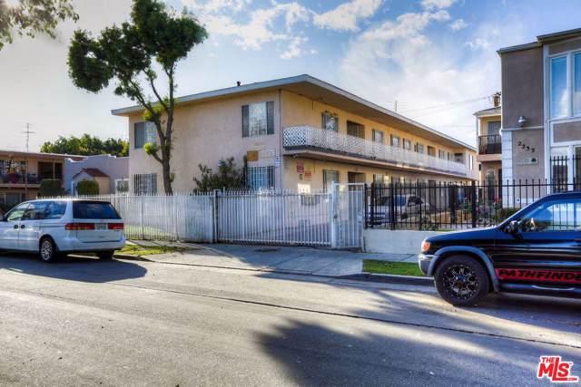 2239 S Marvin Avenue, Los Angeles (City), CA 90016 (MLS #19536120) :: The Sandi Phillips Team