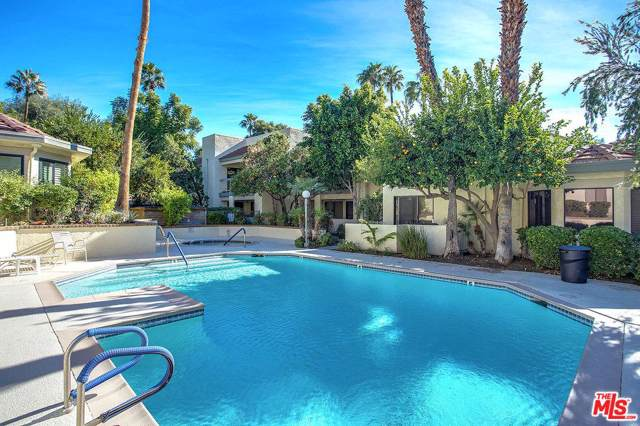 325 E Via Escuela #313, Palm Springs, CA 92262 (#19536262) :: Lydia Gable Realty Group