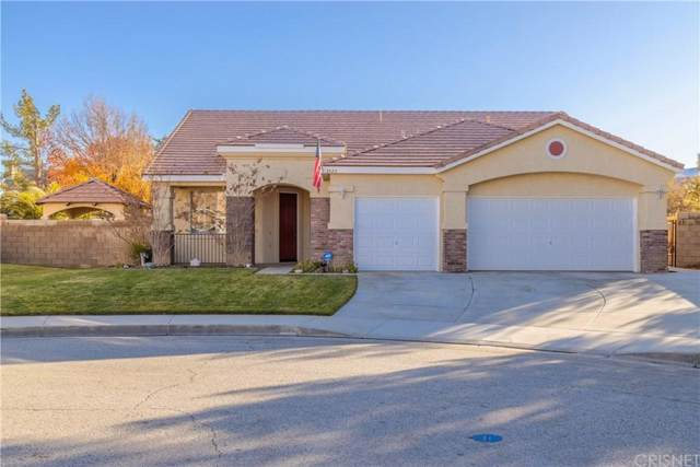 3420 Racquet Lane, Palmdale, CA 93551 (#SR19279432) :: The Parsons Team