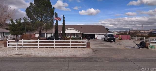 19864 Us Highway 18, Apple Valley, CA 92307 (#SR19278621) :: The Pratt Group