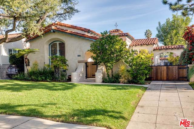 2232 Parnell Avenue, Los Angeles (City), CA 90064 (MLS #19536218) :: Hacienda Agency Inc