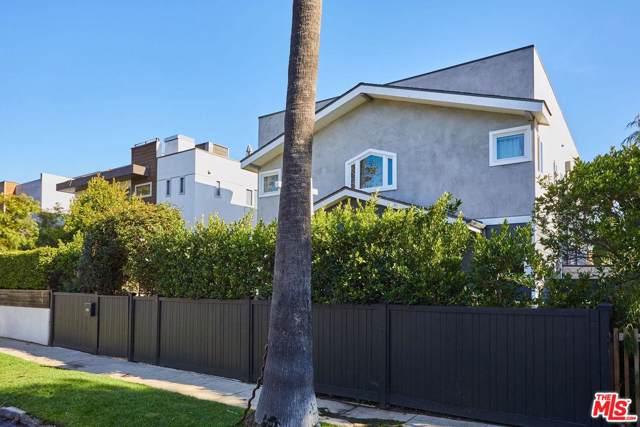 824 Venezia Avenue, Venice, CA 90291 (MLS #19536106) :: The Sandi Phillips Team