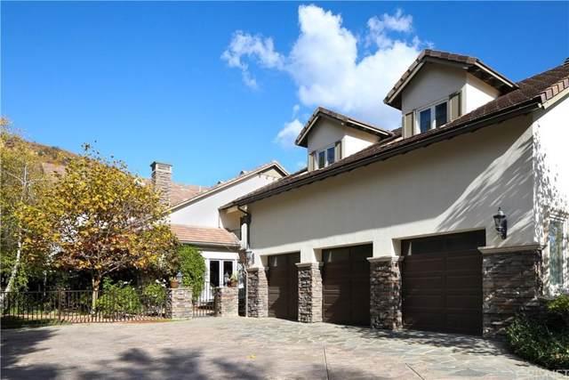 23575 Park South Street, Calabasas, CA 91302 (#SR19276619) :: Golden Palm Properties