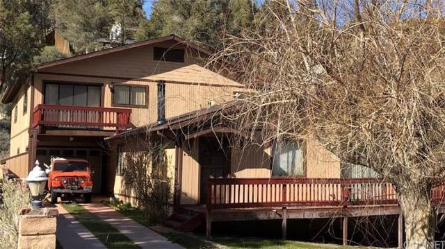 4321 Logan Trails, Frazier Park, CA 93225 (#SR19279735) :: Randy Plaice and Associates