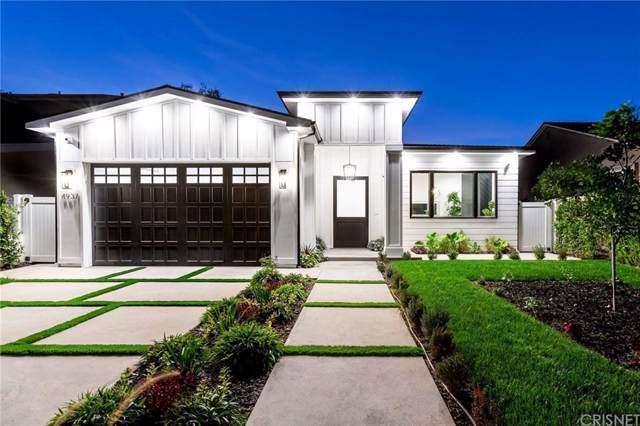 4937 Greenbush Avenue, Sherman Oaks, CA 91423 (#SR19279801) :: Golden Palm Properties