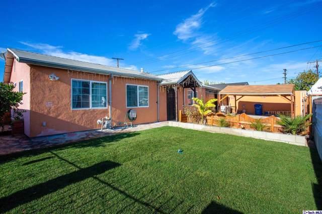 10913 Nettleton Street, Sun Valley, CA 91352 (#320000380) :: Randy Plaice and Associates