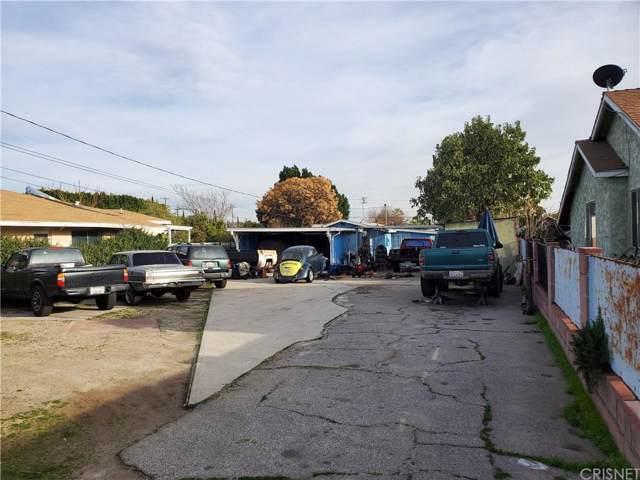 13872 Weidner Street, Pacoima, CA 91331 (#SR20019457) :: TruLine Realty