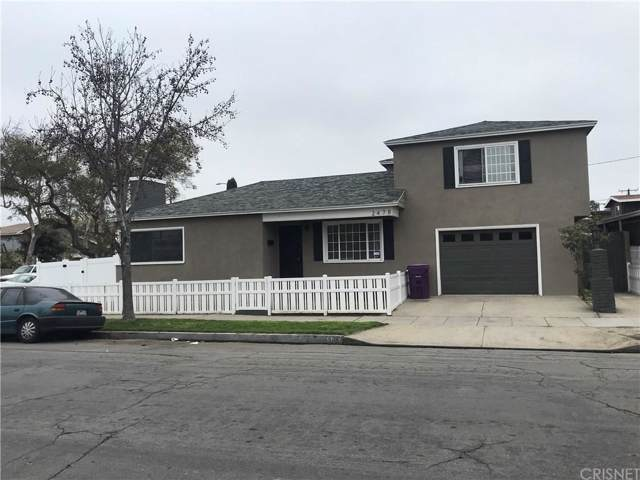 2478 Earl Avenue, Long Beach, CA 90806 (#SR20022538) :: The Suarez Team