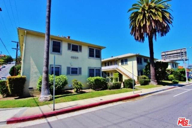 8527 Pershing Dr, Playa Del Rey, CA 90293 (MLS #20-549804) :: The Sandi Phillips Team