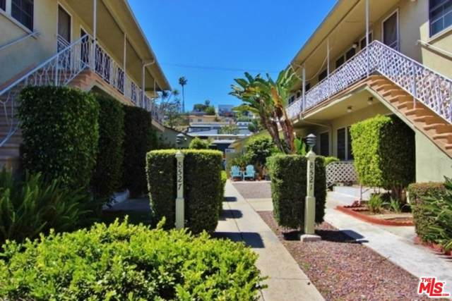 8521 Pershing Dr, Playa Del Rey, CA 90293 (MLS #20-549866) :: The Sandi Phillips Team