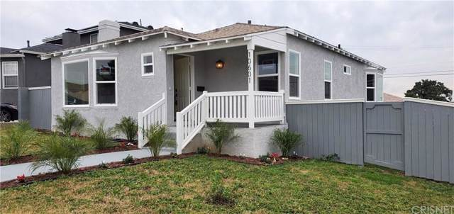 10601 Ruthelen Street, Los Angeles (City), CA 90047 (#SR19273400) :: The Pratt Group