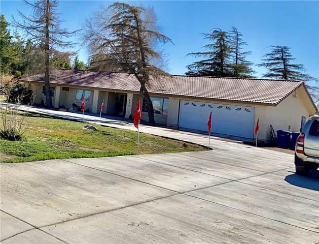 5050 E Avenue K6, Lancaster, CA 93535 (#SR20024208) :: Randy Plaice and Associates