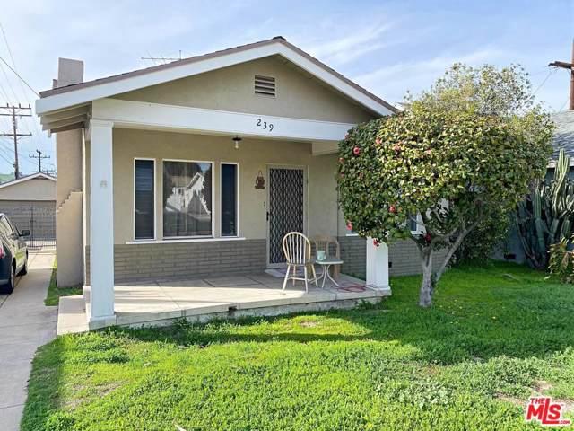 239 Chester Street, Glendale, CA 91203 (#20548734) :: Lydia Gable Realty Group