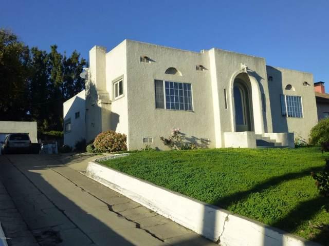 821 E Virginia Terrace, Santa Paula, CA 93060 (#220001258) :: Randy Plaice and Associates