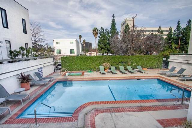 10861 Moorpark Street #205, Toluca Lake, CA 91602 (#SR20024661) :: Lydia Gable Realty Group