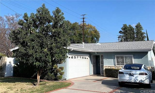 7558 Independence Avenue, Canoga Park, CA 91303 (#SR20056411) :: Randy Plaice and Associates