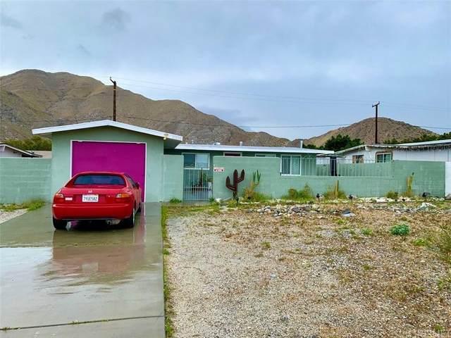 21830 Snowview Drive, Palm Springs, CA 92262 (#SR20056493) :: Randy Plaice and Associates