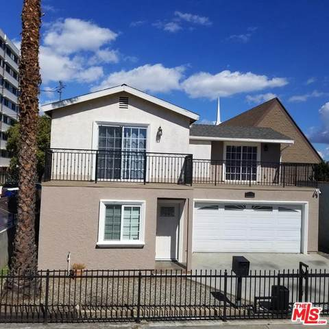 1191 E Arcadia Ct, Long Beach, CA 90813 (#20-563774) :: Randy Plaice and Associates