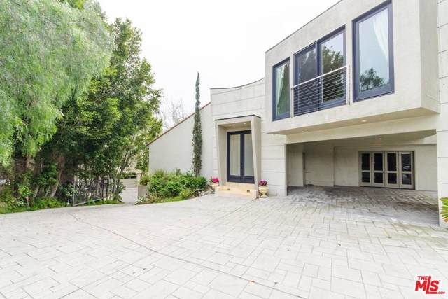 1465 Donhill Drive, Beverly Hills, CA 90210 (MLS #20564352) :: The Sandi Phillips Team